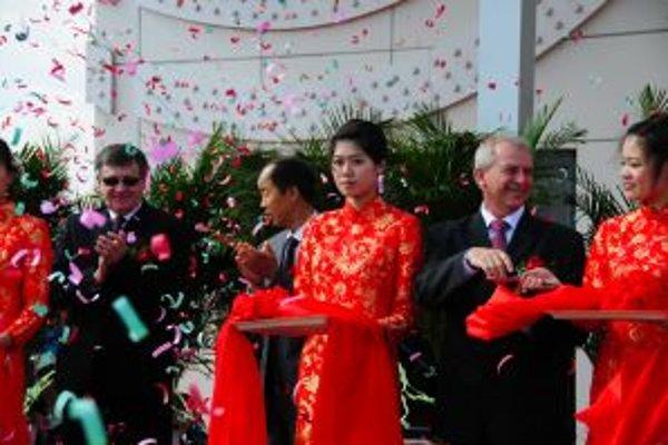 Velička sa stal prvým vystavujúcim fotografom v slovenskom pavilóne v čínskom meste Cangzhou.