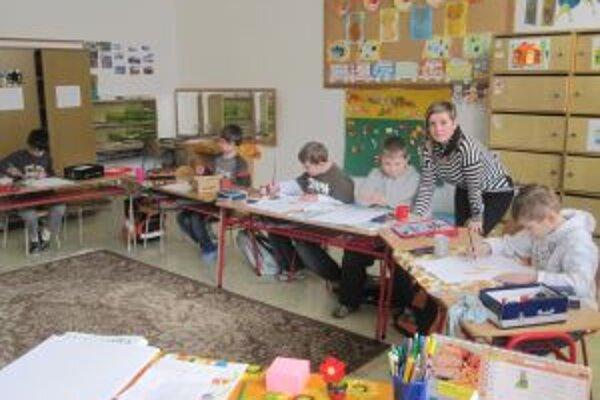 Čadčianske deti mohli navštevovať špeciálnu triedu už sedem rokov.