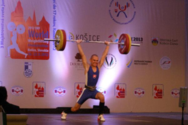 Matej Poláček, odchovanec Krásna nad Kysucou reprezentoval svoje mesto na majstrovstvách sveta.