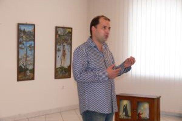 Milan Pavlik prešiel v svojej tvorbe rôznymi štýlmi.
