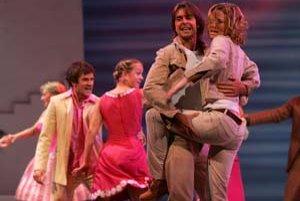 Muzikál Mamma Mia! sa v Bratislave uvádza až do nedele.