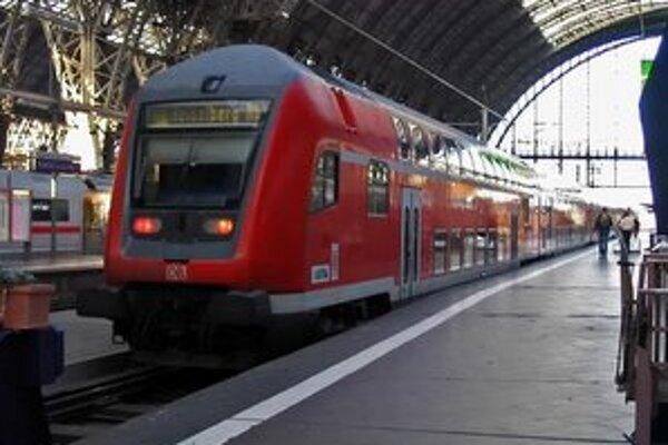 Nové vlaky Push - Pull sú modernejšie a oveľa rýchlejšie.