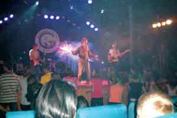 Na siedmom ročníku Gospelových dní Kysuce 2009 sa zabávali stovky návštevníkov.