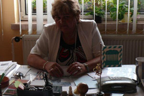 Margita Šplháková hovorí, že niektoré obce nemajú ani na bežný chod.