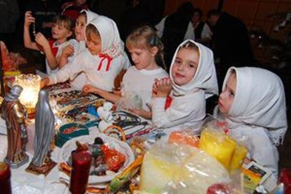 V Makove je súčasťou Vianoc aj tradičný jarmok.