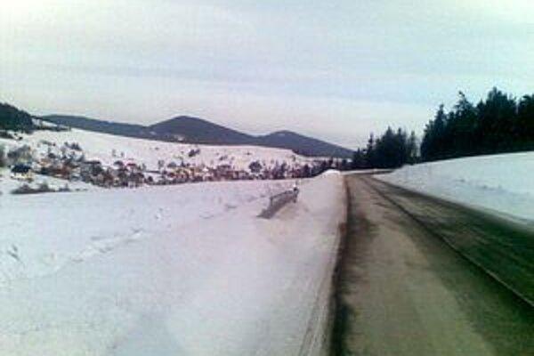 Spojnica medzi Kysucami a Oravou je náročná na údržbu.