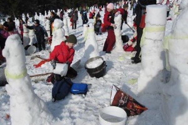 Kysuckým deťom sa podarilo prekonať rekord aj po tretíkrát.