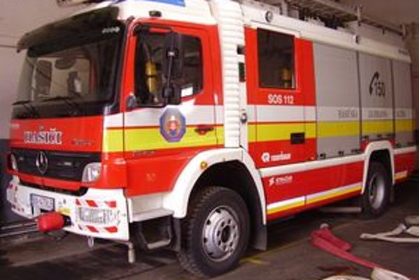 Hasičský špeciál pomôže aj pri nebezpečných požiaroch v tuneloch.