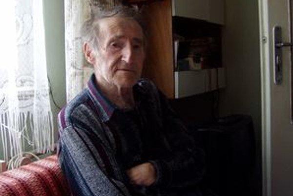 Štefan Jendrišák bol najstarším filmárom na Slovensku. Nedávno oslávil 81 rokov.