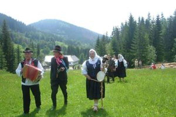 Aj tento rok sa v programe predstaví FS Staškovanka.