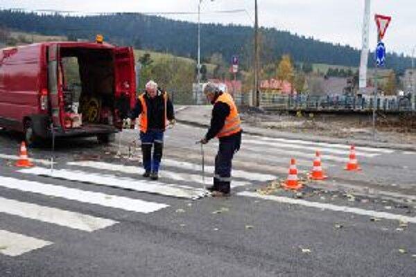 V Turzovke v súčasnosti komplexne riešia dopravnú infraštruktúru.