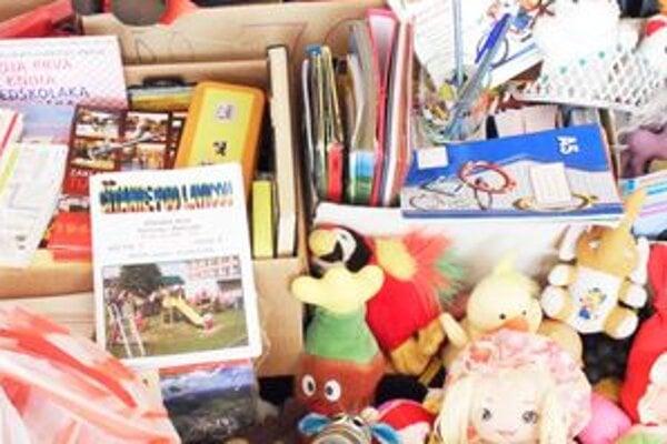 Do zbierky prispeli aj školáci zo Základnej školy v Turzovke.