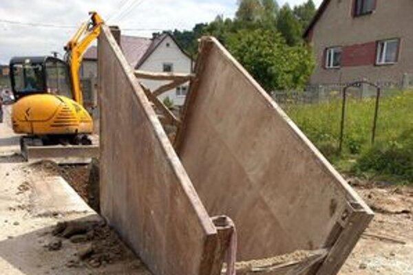 Stavba začala ešte v roku 2006, viacerí neverili, že raz skončí.