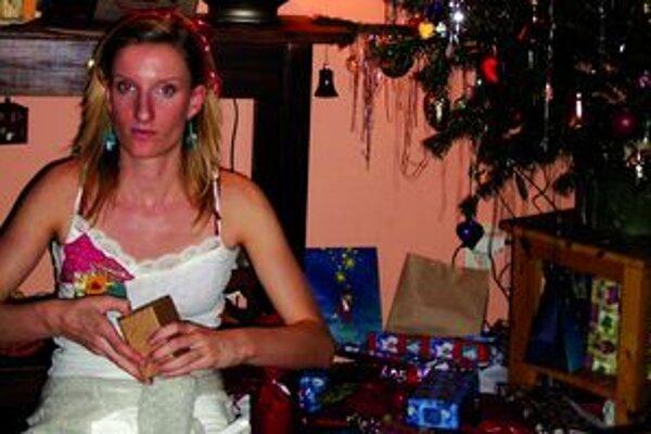 Adela si Vianoce užila, teší sa už na Silvestra.