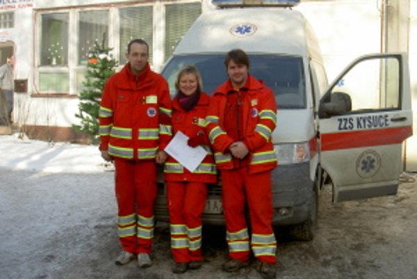 Čadčianska posádka Záchrannej zdravotnej služby Kysuce vie o neopodstatnených výjazdov svoje. Sú však voči nim bezmocní.