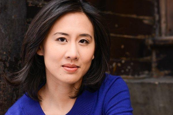 Debutujúca autorka Celeste Ng.