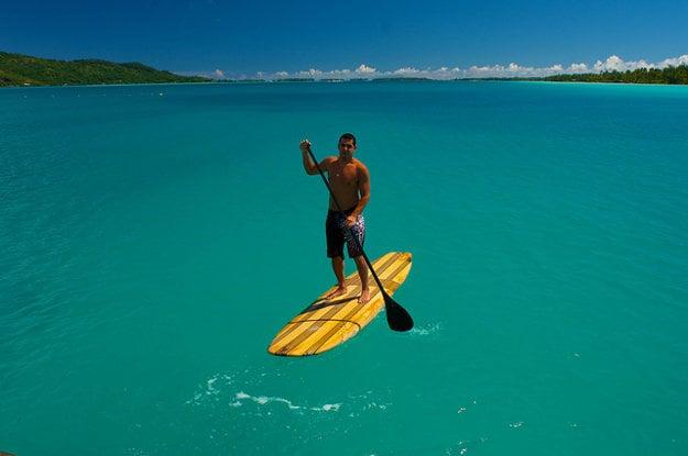 Bora Bora ponúka súkromie a exkluzivitu.