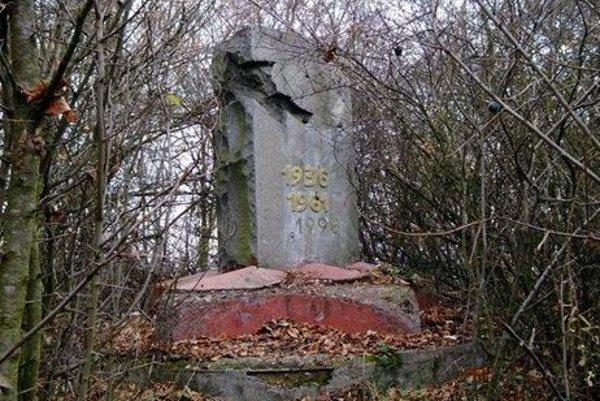 Pamätník robotníckeho štrajku.