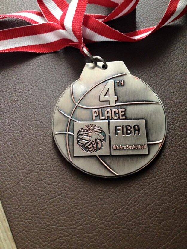 Po tejto medaile Natália Hejková istotne netúžila, nemá však už na výber.