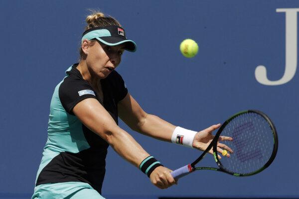 Novozélanďanka Erakovicová do hlavnej súťaže neprešla.