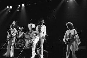 Queen, Hammersmith Odeon Londýn, 1975