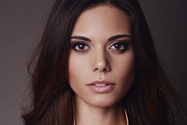 Novobančanka Paulína Pélyová uspela v českej súťaži krásy ako Supermiss Media 2015.