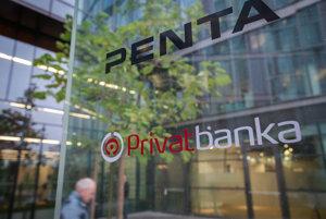 Ilustračné foto - Privatbanka patrí investičnej skupine Penta.