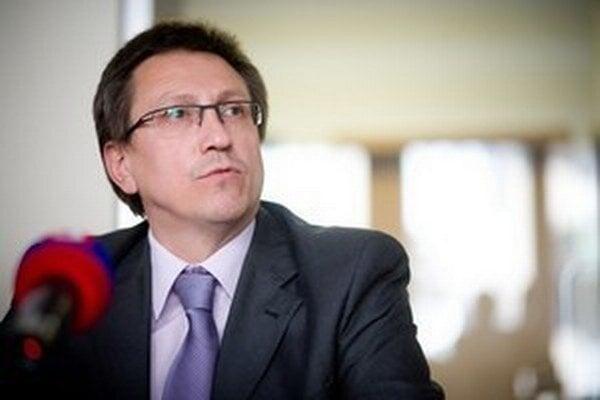 Starosta Ružinov Dušan Pekár.
