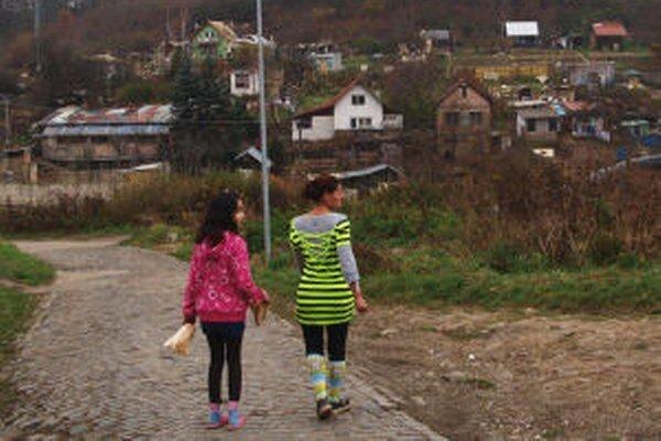 V osade Pod Kortínou žije asi 400 ľudí.