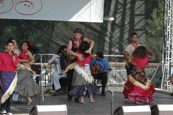 Zábava a tance aj to je Bašavel.