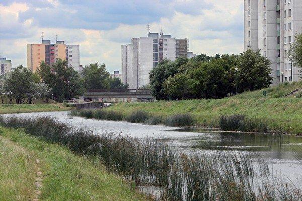 Ako bude vyzerať Chorvástke rameno po postavení električky riešili v urbanistickej súťaži.