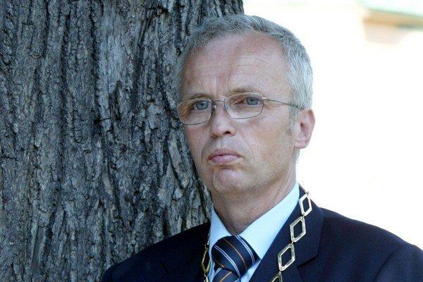 Súčasný starosta Peter Šramko.