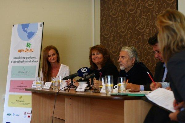 22. september je medzinárodný Deň bez áut. V Bratislave diskutovali o jej budúcnosti.