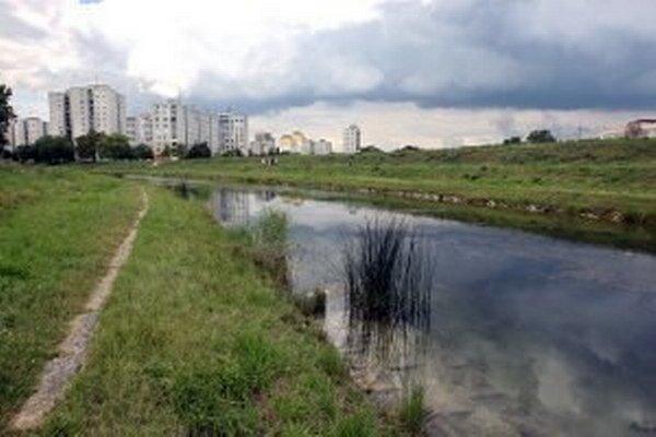 Petržalka má aj prírodu.