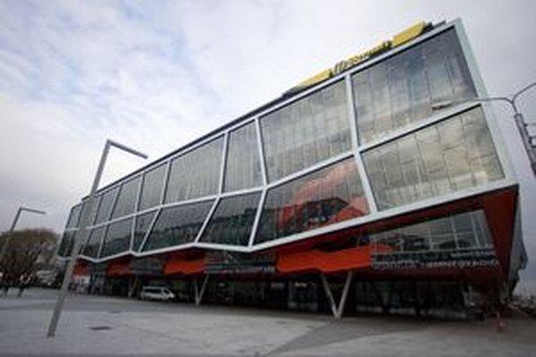 SLovnaft Aréna.