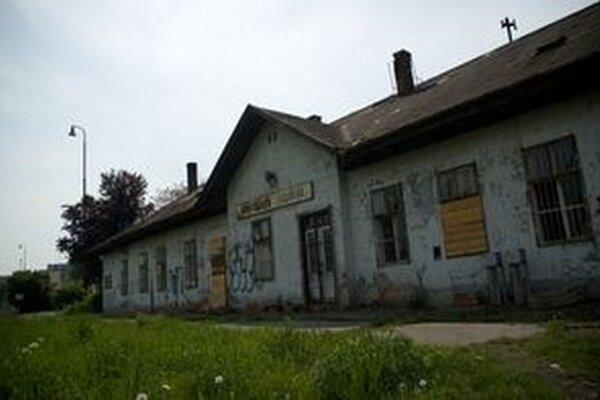 Z opustenej stanice Filiálka mal byť nový dopravný uzol.