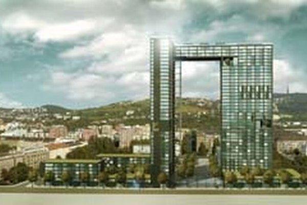 Pôvodný projekt Slovany nahradil projekt s maximálne dvanástimi poschodiami a menším počtom bytov.