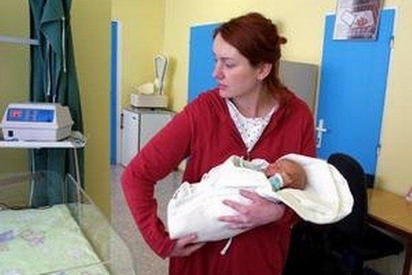 Pôrodnosť v kraji mierne klesla.