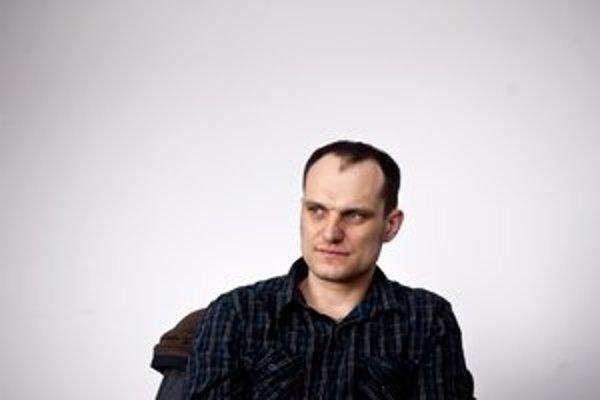 Architekt Martin Uhrík.