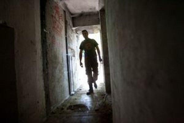 Poklady sú ukryté i vo vojenských bunkroch.