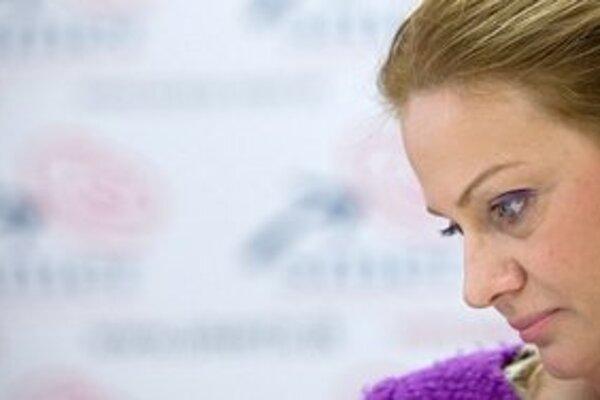 Monika Flašíková - Beňová (Smer) je jedinou europoslankyňou v zastupiteľstve BSK.