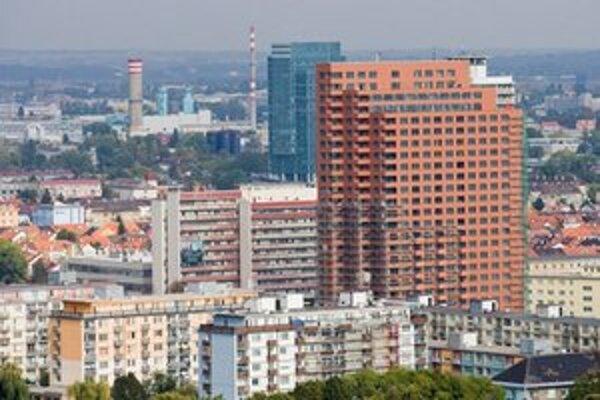 Ceny bytov v novostavbách rastú.