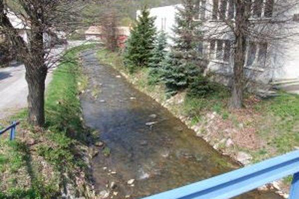 Voznický potok zrekonštruujú po celej jeho dĺžke.