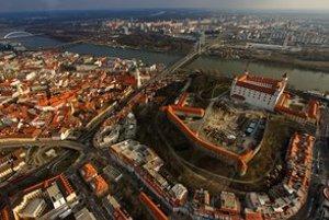 Do roku 2020 chce byť Bratislava regionálnym alebo nadregionálnym centrom.
