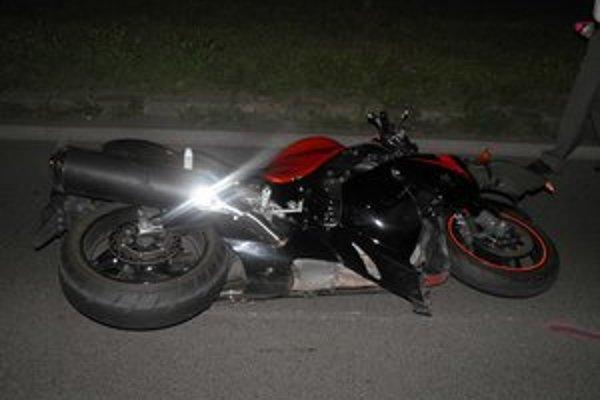 Motorka na Ružinovskej zabila mladú ženu.