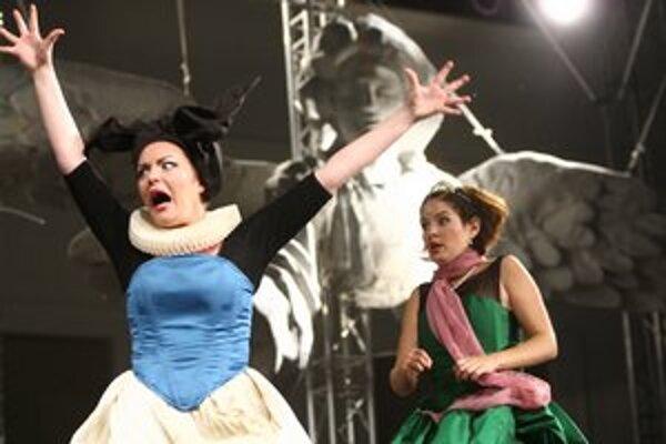Premiéra Letných shakespearovských slávností je komédia Dva páni z Verony.