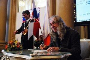 Poslancom SaS je v meste aj hudobník Marián Greksa.