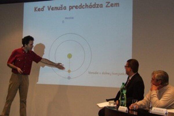 V Krajskej hvezdárni a planetáriu Maximiliána Hella v Žiari nad Hronom informovali o astronomickej udalosti roka.