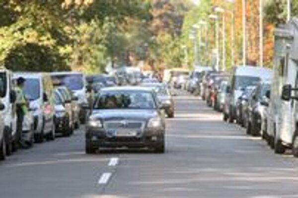 Rosová ide meniť systém parkovania rezidentov.