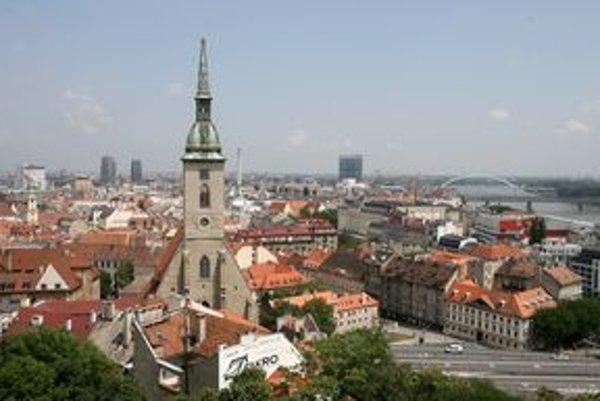 Bratislava bude mať nový územný plán, súčasný je nevyhovujúci.